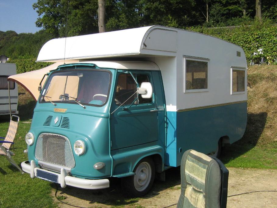 Bocc belgian oldtimer caravan club renault camper - Caravan ingericht ...