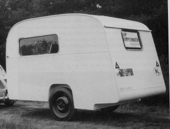 oude kip caravan modellen